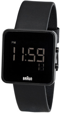 Braun BN0046 Digital Black Leather