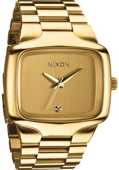 Nixon Big Player All Gold