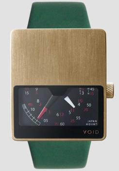 Void Gold/Green V02 Retrograde