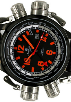 Aeromatic Cannon Worldtime 327A