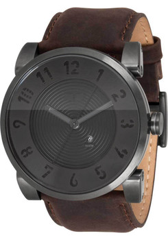 Vestal DOP008 Doppler Gunmetal/Brown
