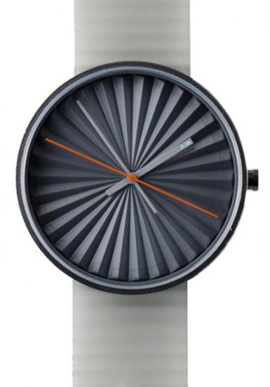 Nava Plicate Grey