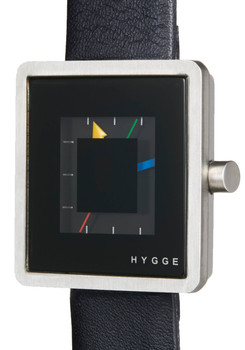 HYGGE 2089 L7 Subtime Leather Black