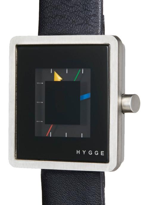HYGGE 2089 L7 Subtime Leather Black