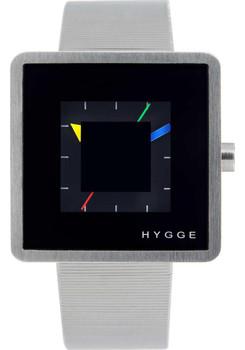 HYGGE 2089 L7 Subtime Mesh Silver Black