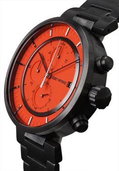 Issey Miyake SILAY005 W Chronograph Orange Black