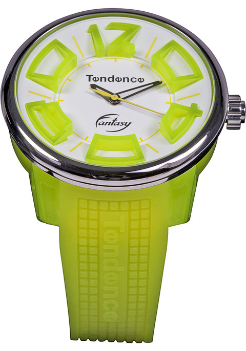 Tendence Fantasy Fluo White/Yellow 50mm Night-Glow