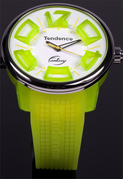 Tendence Fantasy Fluo White/Yellow 50mm Night-Glow (TG633003)
