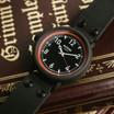Nixon October All Black/Red (A488760)