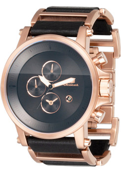 Vestal PLE035 Plexi Leather Rosegold