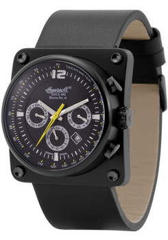 Ingersoll Bison No 43 Automatic Black
