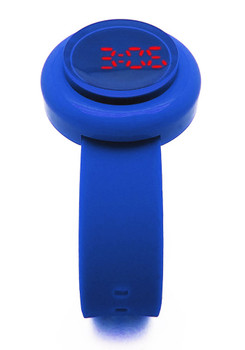 Click Arcade Button Blue