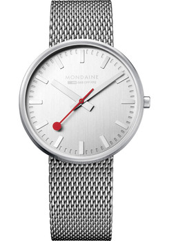 Mondaine Giant Mesh Limited Edition