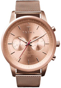 Triwa Nevil Rose Gold