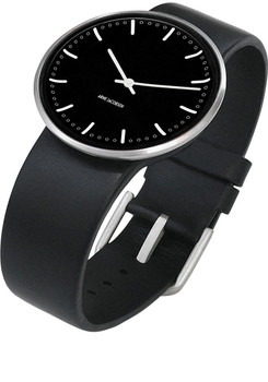 Arne Jacobsen Rosendahl City Hall 46mm Black