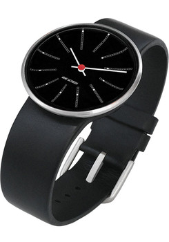 Arne Jacobsen Rosendahl Bankers 40mm Black