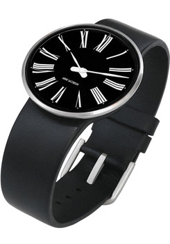 Arne Jacobsen Rosendahl Roman 40mm Black