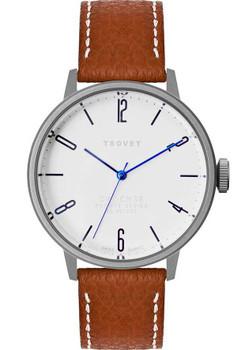 Tsovet SVT-CN38 Brown/Matte Silver