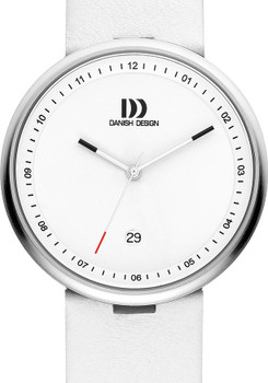 Danish Design Danskrunde 38mm White