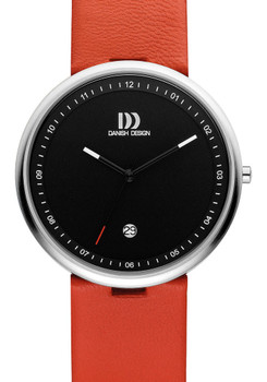 Danish Design Danskrunde 38mm Red