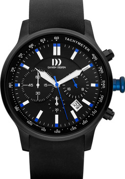 Danish Design Danskygge Chrono Blue