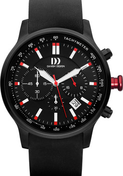 Danish Design Danskygge Chrono Red