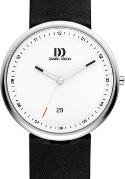 Danish Design Danskrunde 38mm Silver/White