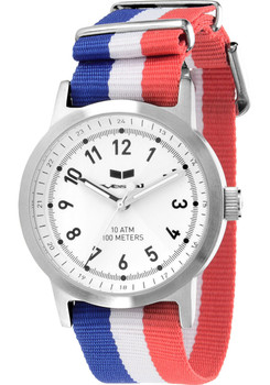 Vestal ABZ3C03 Alpha Bravo Zulu Red/White/Blue