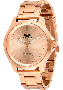 Vestal HEI3M05 Heirloom Rose Gold