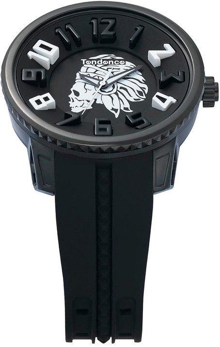 Tendence Apache Skull -Black & White