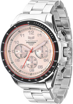Vestal ZR2014 Chronograph Silver