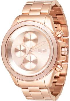Vestal ZR2008 Minimalist Rose Gold