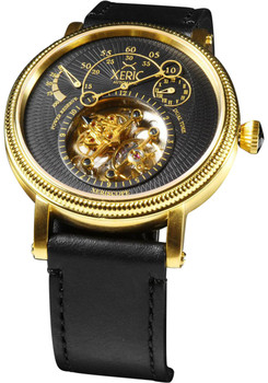Xeric Xeriscope Black/Gold Automatic