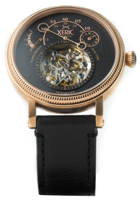 Xeric Xeriscope Automatic Rose Gold/Black (XS3021)