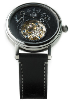 Xeric Xeriscope Automatic Silver/Black