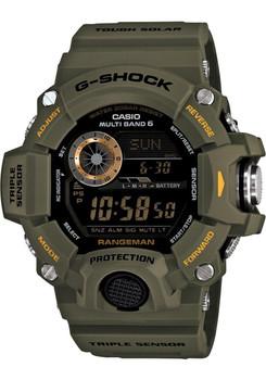 G-Shock Rangeman Triple Sensor Army