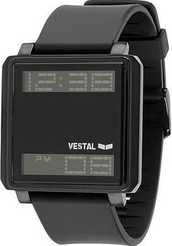 Vestal TRADR01 Transom Surf All Black