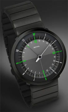 Botta Duo Green Black Edition Metal