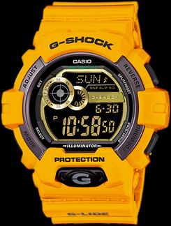 G-Shock G-LIDE XL Extreme Temp - Citrus