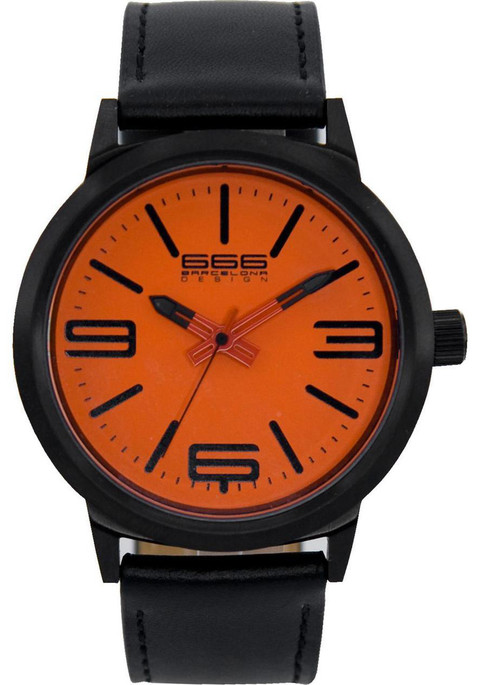 666 Born Sport Orange