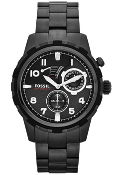 Fossil ME3040 Dean Automatic Black
