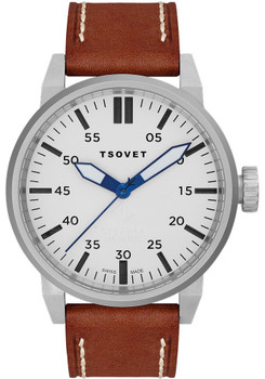 TSOVET FW110111-01 Brown/Silver