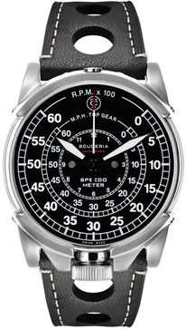 CT Scuderia Dashboard Automatic -Black/Silver