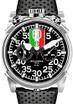 CT Scuderia Touring Bullhead Chrono Italia - Black/Silver
