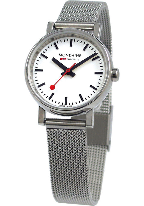 Mondaine EVO Ladies 26mm Mesh