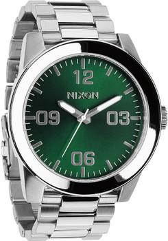 Nixon Corporal SS Green Sunray