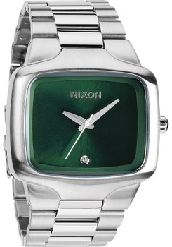 Nixon Big Player Green Sunray