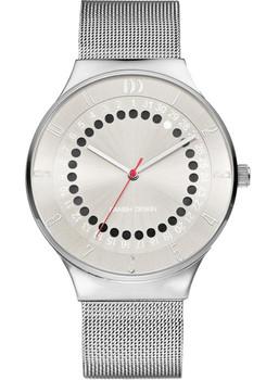 Danish Design Cirkler Silver IQ64Q1050