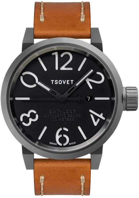 TSOVET SMT-LS47 Swiss Automatic Tan/Gun