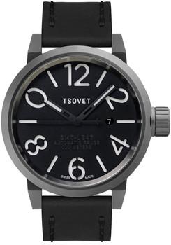 TSOVET SMT-LS47 Swiss Automatic Black/Gun